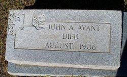 John A. Avant