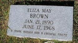 Eliza May Brown
