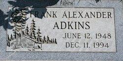 Frank Alexander Adkins