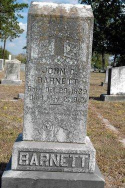 John Calhoun Barnett Jr.