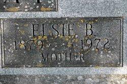 Elsie Belle <I>Thomas</I> Barnett