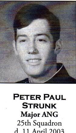 Maj Peter Paul Strunk