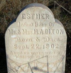 Esther Dixon
