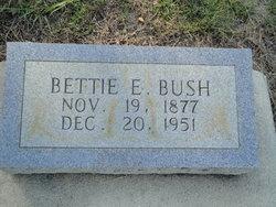 "Eugina Elizabeth ""Bettie"" <I>Davis</I> Bush"