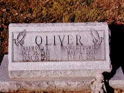 Raymond Edward Oliver
