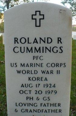 Roland R Cummings