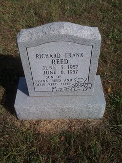 Richard Frank Reed