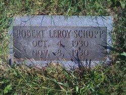 Robert Leroy Schopp