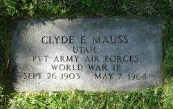 Clyde Ellis Mauss