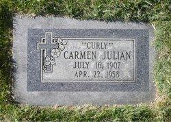 "Carmen ""Curly"" Julian"