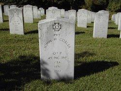 Pvt John H. Cobler