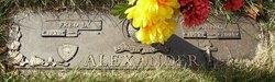 Ann C <I>Castanes</I> Alexander