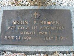 Orrin P. Brown