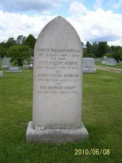 Mary Adeline Merriam