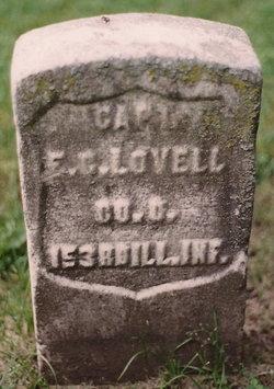 CPT Edward Coultas Lovell