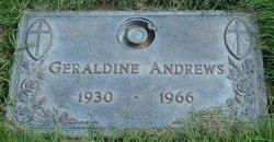 Geraldine Andrews