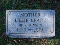 Lillie <I>Johnston</I> Beard