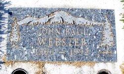 John Paul Webster