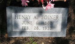 Henry A Joiner