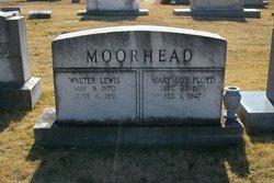 Mary Sue <I>Floyd</I> Moorhead