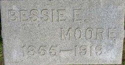 Bessie E <I>Morgan</I> Moore