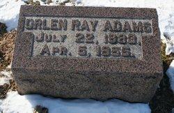Orlen Ray Adams