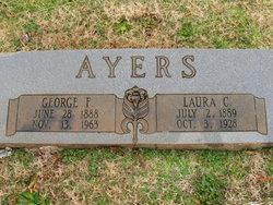 Laura <I>Collins</I> Ayers