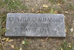 John Fitzgerald Abbott