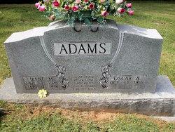 Irene Mae <I>Rogers</I> Adams
