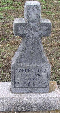 Manuel Luera
