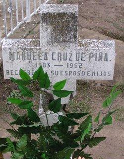 Manuela <I>Cruz</I> Pina