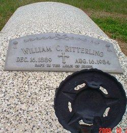 William C Ritterling