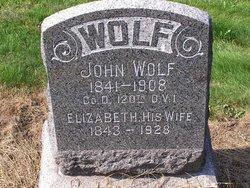 John W Wolf
