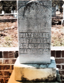 Walter Lee Buffington