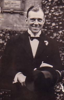 Capt Bertram Willes Dayrell Brooke