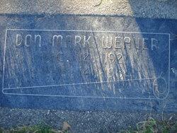Don Mark Weaver