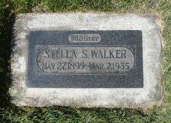 Stella <I>Sanders</I> Walker