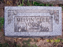 Melvin Cecil Young