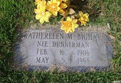 Katherleen M <I>Dunnerman</I> Bigham