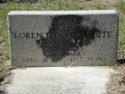 Loren Edward White
