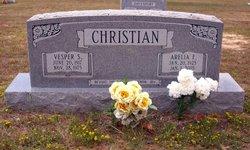 Vesper Sylas Christian