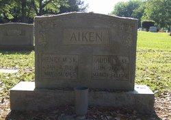 Audrey <I>Massey</I> Aiken