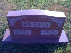 Ora O. Meador