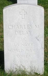 Charles M Delay