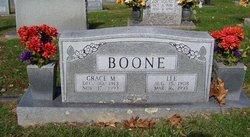 Mary Grace <I>Murphy</I> Boone