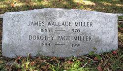 James Wallace Miller