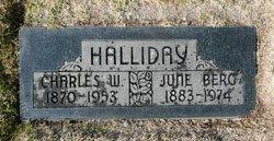 Charles Halliday
