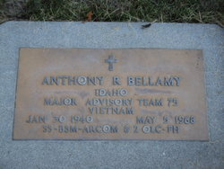 Capt Anthony Rodney Bellamy