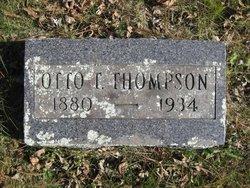 Otto Theodore Thompson