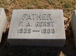 F. A. Gerst